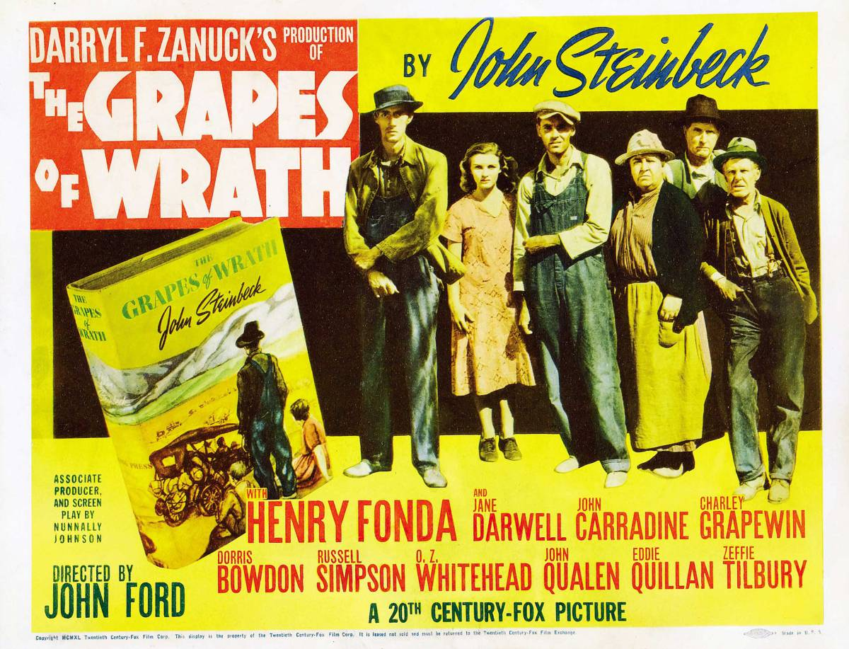 grapes of wrath one covertwo stories essay It is the intent of the present essay to suggest that the satyricon's surface- appearance of narrative chaos and confusion masks what is in fact a very carefully and consciously orchestrated scheme of composition, but one which is alien to the canons and procedures of later fictional narrative some scholars have perceived.